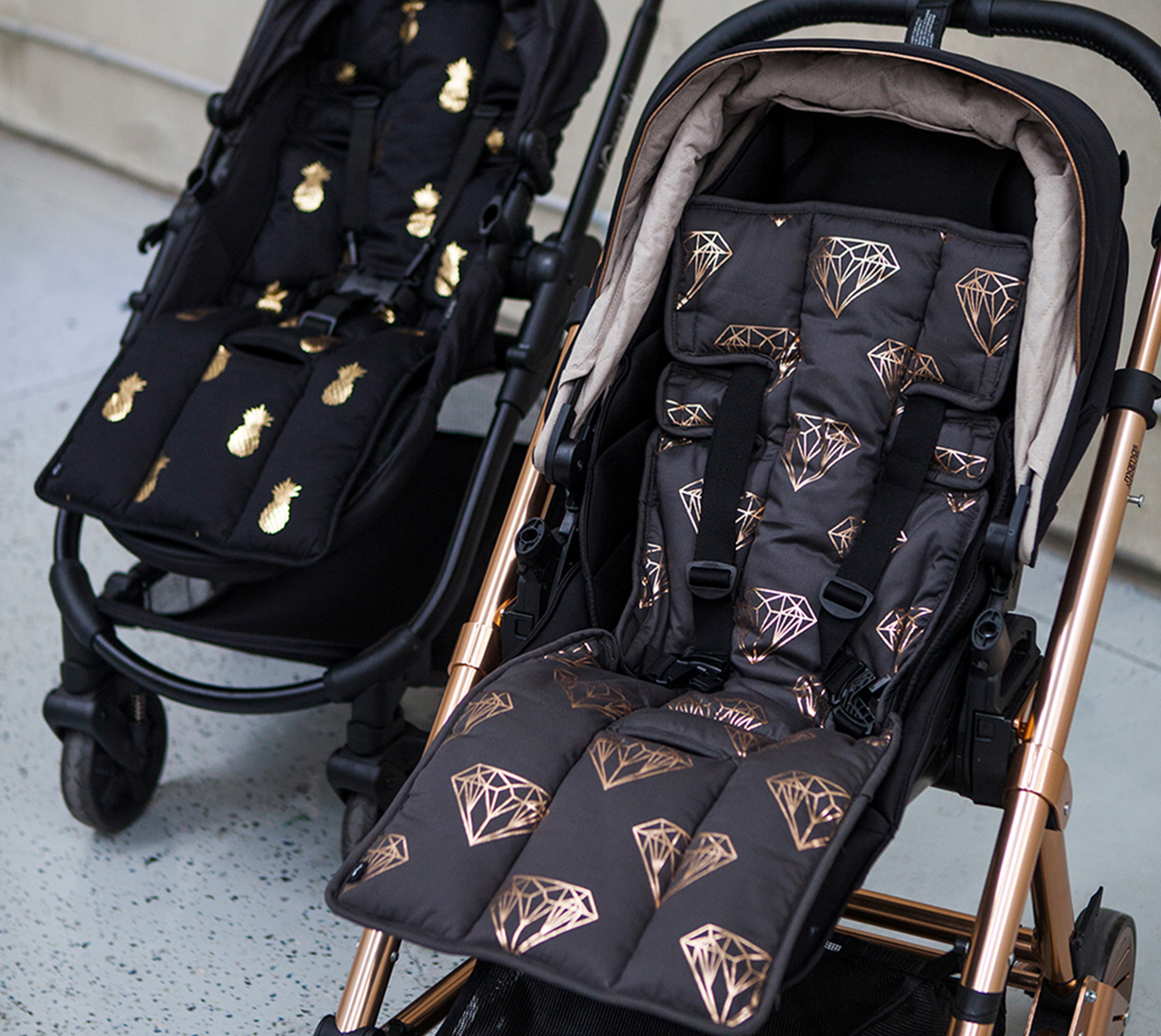 Stroller pad 嬰幼兒涼墊