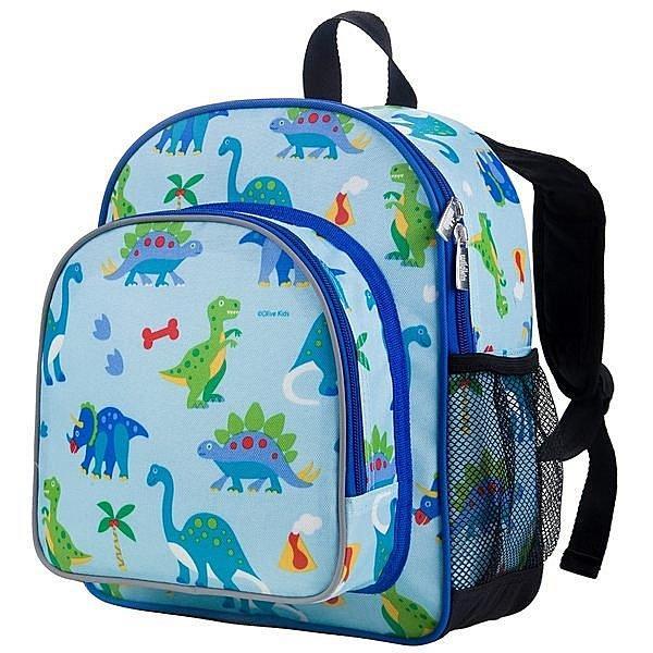 【LOVEBBB】符合美國CPSIA 美國 Wildkin 40408 恐龍樂園 點心背包/幼稚園書包/寶寶書包(3~6歲)