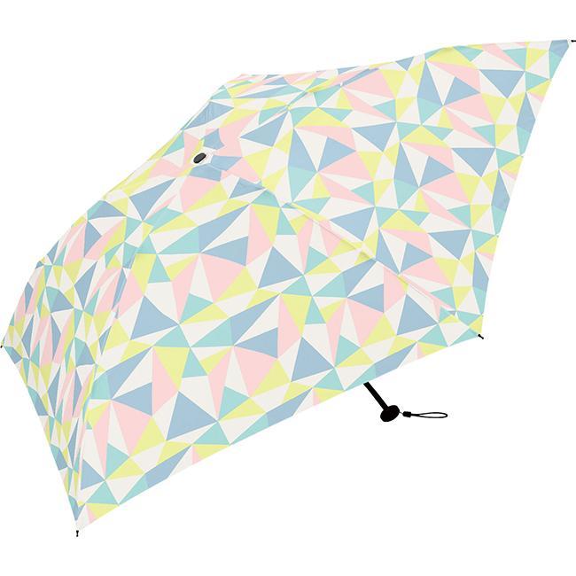 日本KIU  Air-Light Large 48125 萬花筒 空氣感 130g 摺疊/抗UV晴雨傘