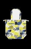 日本KIU 47053 搖滾雲朵 防水防雨 空氣感豆干包/包包雨衣 購物玩沙戲水必備