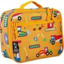 【LOVEBBB】符合美國 CPSIA 標準 Wildkin 33110 怪手卡車 保冰保溫午餐袋/便當袋 (3~15歲)