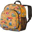 【LOVEBBB】符合美國 CPSIA 標準 Wildkin 40110 怪手卡車 入學點心背包/幼稚園新鮮人書包 (3~6歲)