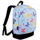 [LoveBBB] 符合美國 CPSIA 標準 美國 Wildkin 14113 蝴蝶花園 兒童背包/書包 (5~10歲)
