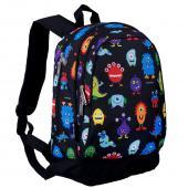 符合美國 CPSIA 標準 美國 Wildkin 14600 怪獸好朋友 兒童背包/書包 (5~10歲)