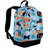 [LoveBBB] 符合美國 CPSIA 標準 美國 Wildkin 14603 鯨豚世界 兒童背包/書包 (5~10歲)