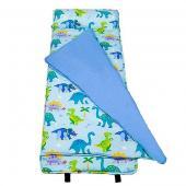 無毒幼教睡袋 符合美國標準 Wildkin 28408 恐龍樂園午覺毯 侏羅紀世界兒童睡袋(3-7歲)