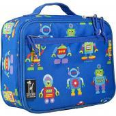 【LOVEBBB】符合美國 CPSIA 標準 Wildkin 33112 機器人總動員 保冰保溫午餐袋/便當袋/點心盒(3~15歲)