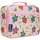【LOVEBBB】符合美國 CPSIA 標準 Wildkin 33211 貓頭鷹博士 保冰保溫午餐袋/點心盒 (3~15歲)