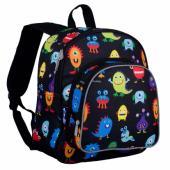 【LOVEBBB】符合美國CPSIA 美國 Wildkin 40600 怪獸好朋友 點心背包/幼稚園書包/寶寶書包(3~6歲)