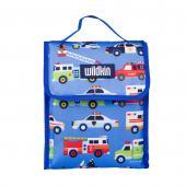 【LOVEBBB】符合CPSIA美國 Wildkin 55111 英雄聯盟 直立式午餐袋/便當袋/保溫袋(3歲以上)