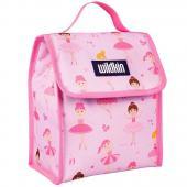 【LoveBBB】符合CPSIA美國 Wildkin 55901 芭蕾舞女孩 直立式午餐袋/便當袋/保溫袋(3歲以上)