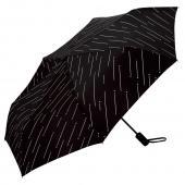 日本KIU ASC UMBRELLA自動開合雨傘/抗UV陽傘 65151 流星雨