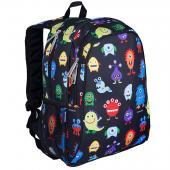 【LOVEBBB】美國 Wildkin 67600 怪獸好朋友 兒童後背包/雙層式便利書包
