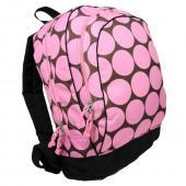 [LoveBBB] 符合美國 CPSIA 標準 美國 Wildkin 14085 粉紅圓點 兒童背包/書包 (5~10歲)