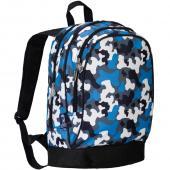 [LoveBBB] 符合美國 CPSIA 標準 美國 Wildkin 14213 藍迷彩 兒童背包/書包 (5~10歲)