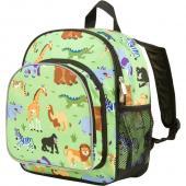 【LOVEBBB】符合美國 CPSIA 美國Wildkin 40080 野生動物園 入學點心背包/幼稚園上學書包(3~6歲)