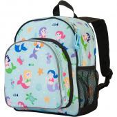 【LOVEBBB】符合美國 CPSIA 標準 Wildkin 40081 小美人魚 入學點心背包/幼稚園/上學書包 (3~6歲)