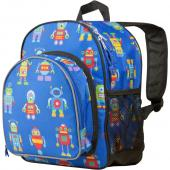 【LOVEBBB】符合美國 CPSIA 標準 Wildkin 40112 機器人總動員 幼兒點心背包/幼稚園書包 (3~6歲)
