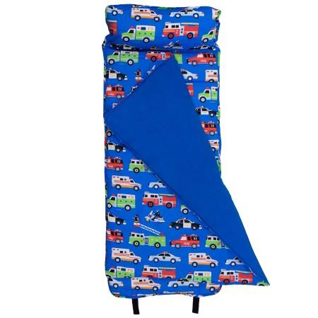 【LOVEBBB】符合美國標準 Wildkin 28111 英雄聯盟 無毒幼教睡袋/安親班/兒童睡袋(3-7歲)