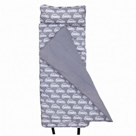 [LoveBBB] 無毒幼教睡袋 符合美國標準 Wildkin 28801 汽車小鎮 Nap Mat 午睡墊(3-7歲)