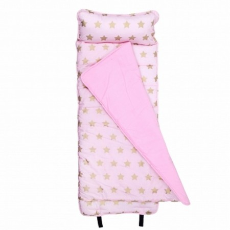 【LOVEBBB】 無毒幼教睡袋 符合美國標準 Wildkin 28804 史妲金星 Nap Mat 午睡墊(3-7歲)