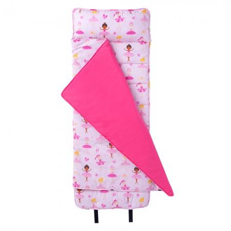 【LoveBBB】無毒幼教睡袋 符合美國標準 Wildkin 28901 芭蕾舞女孩 午睡毯(2-7y)