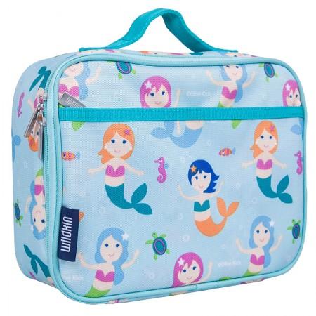 【LOVEBBB】符合美國 CPSIA 標準 Wildkin 33081 小美人魚 保冰保溫午餐袋/便當袋/點心盒 (3~15歲)