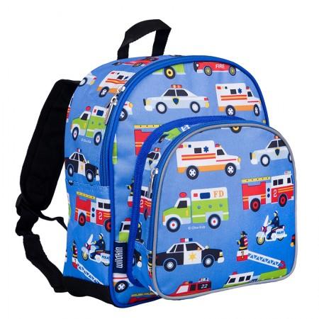 【LOVEBBB】符合美國 CPSIA 標準 Wildkin 40111 英雄聯盟 幼兒點心背包/幼稚園/寶寶書包 (3~6歲)