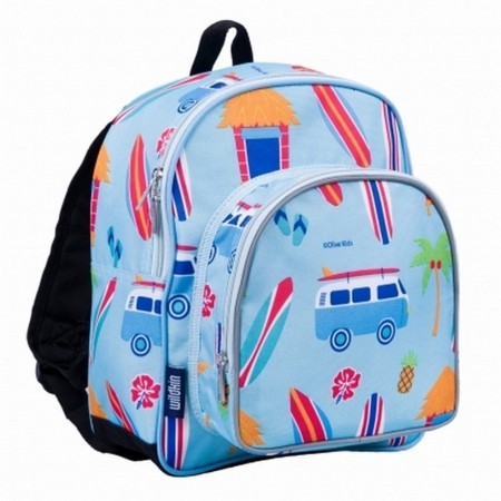 [LoveBBB]符合美國 CPSIA 標準 Wildkin 40800 衝浪小屋 幼兒背包/幼稚園/寶寶書包 (2~6)