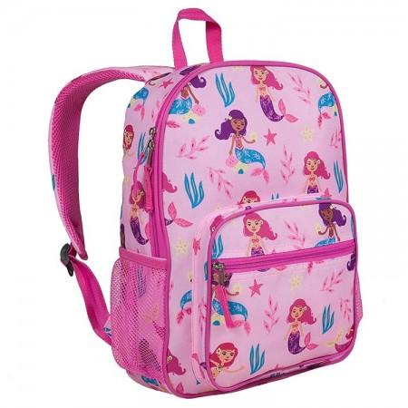 [LoveBBB] 美國 Wildkin 601513 美人魚派對 幼稚園書包/學齡前每日後背包(3歲以上)