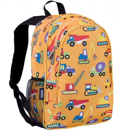 【LOVEBBB】美國 Wildkin 67110 怪手卡車 兒童後背包/雙層式便利書包
