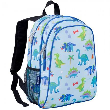 【LOVEBBB】美國 Wildkin 67408 恐龍王國 兒童後背包/雙層式便利書包