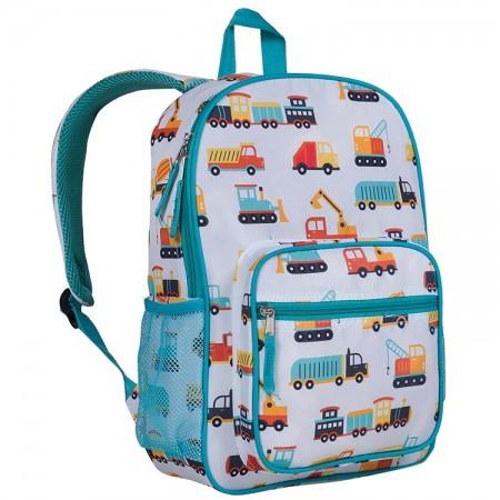 [LoveBBB] 美國 Wildkin 601510 工程機具 幼稚園書包/學齡前每日後背包(3歲以上)