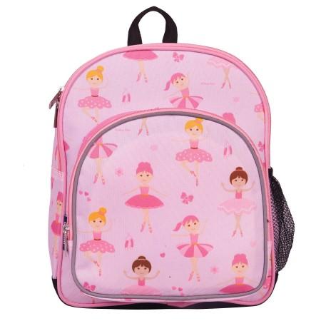 【LoveBB】符合美國 CPSIA 標準 Wildkin 40901芭蕾舞女孩 幼兒背包/幼稚園/寶寶書包 (2~6)