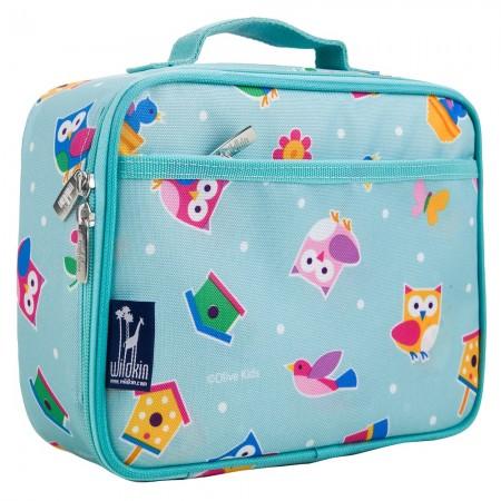 【LOVEBBB】符合美國 CPSIA 標準 Wildkin 33407 柏蒂鳥 保冰保溫午餐袋/便當袋 (3~15歲)
