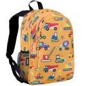 【LOVEBBB】美國 Wildkin 14110 怪手卡車 兒童後背包/雙層式便利書包