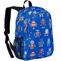 【LOVEBBB】美國 Wildkin 67112 機器人總動員 兒童後背包/雙層式便利書包