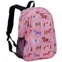 【LOVEBBB】美國 Wildkin 14708 凱莉小馬 兒童後背包/雙層式便利書包