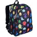 【LOVEBBB】美國 Wildkin 14600 怪獸好朋友 兒童後背包/雙層式便利書包