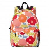日本Wpc. W054 克拉拉花朵 兒童後背包-M 輕便背包 防潑水 (wkg01m)