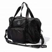 日本 KiU 107900 黑色 高機能空氣感 可秒收摺 防潮防水 隨身旅行袋