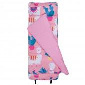 【LoveBBB】無毒幼教睡袋 符合美國標準 Wildkin 28038 羊駝寶貝 午睡毯(2-7y)