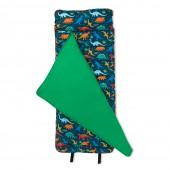 【LoveBBB】無毒幼教睡袋 符合美國標準 Wildkin 28090 侏儸紀恐龍 午睡毯(2-7y)
