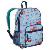 [LoveBBB] 美國 Wildkin 601512 消防英雄 幼稚園書包/學齡前每日後背包(3歲以上)