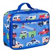 【LOVEBBB】符合美國 CPSIA 標準 Wildkin 33111 英雄聯盟 保冰保溫午餐袋/點心盒 (3~15歲)
