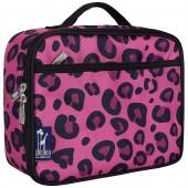 【LOVEBBB】符合美國 CPSIA 標準 Wildkin 33214 粉紅豹紋 保冰保溫午餐袋/便當袋/點心盒(3~15歲)