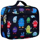 【LoveBBB】]美國標準無毒 Wildkin 33600 怪獸好朋友 午餐袋/便當袋