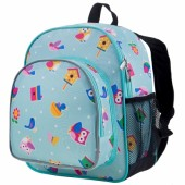 【LOVEBBB】符合美國CPSIA 美國 Wildkin 40407 柏蒂鳥 點心背包/幼稚園書包/寶寶書包(3~6歲)