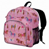 [LOVEBBB]符合美國 CPSIA 標準 Wildkin 40708 凱莉小馬 點心背包/幼稚園新鮮人書包