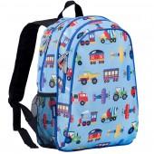【LOVEBBB】美國 Wildkin 14079 交通工具大集合 兒童後背包/雙層式便利書包